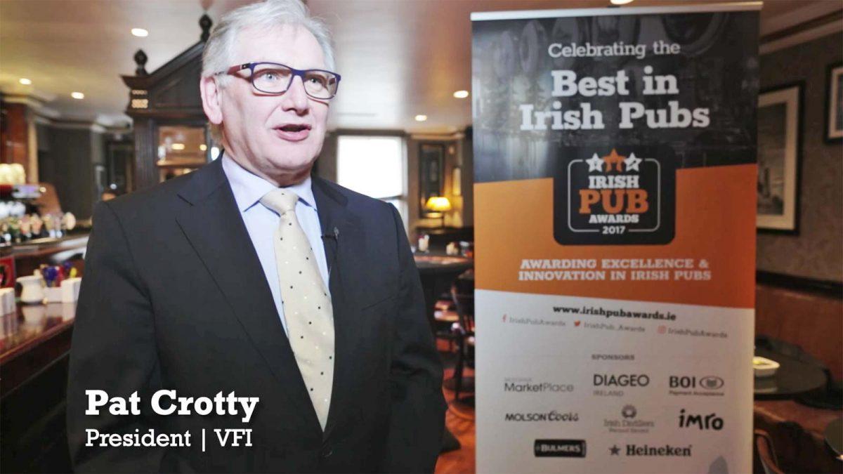 Irish Pub Awards 2017 Launch at Doheny & Nesbitt's on Baggot Street in Dublin