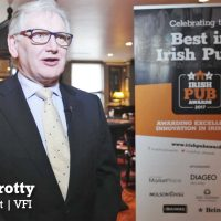 Irish Pub Awards 2017 Launch at Doheny & Nesbitt's on Baggot Street in Dublin