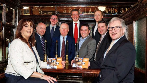 The VFI and LVA join forces to launch the inaugural Irish Pub Awards on Wednesday, April 26, 2017 at Diheny & Nesbitt's on Baggot Street in Dublin