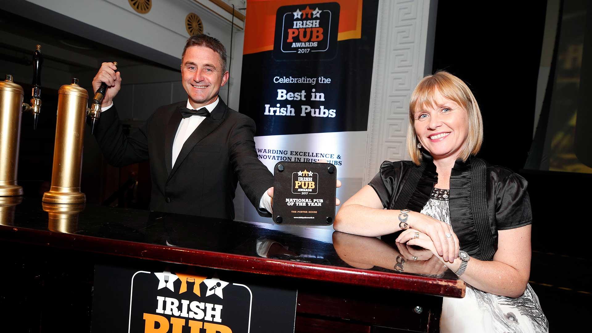 The Porter House Wexford is the Irish Pub Awards 2017 winner